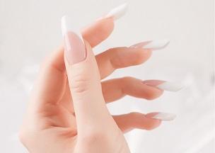 Моделирование ногтей полигелем